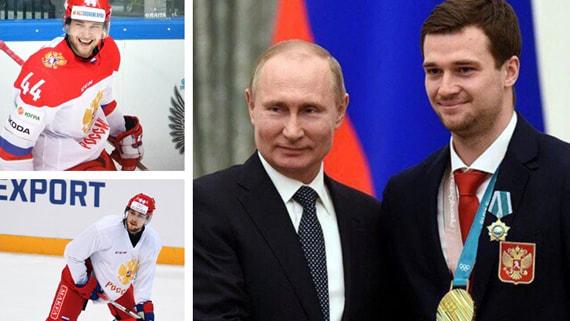 С победой на Олимпийских играх 2018!