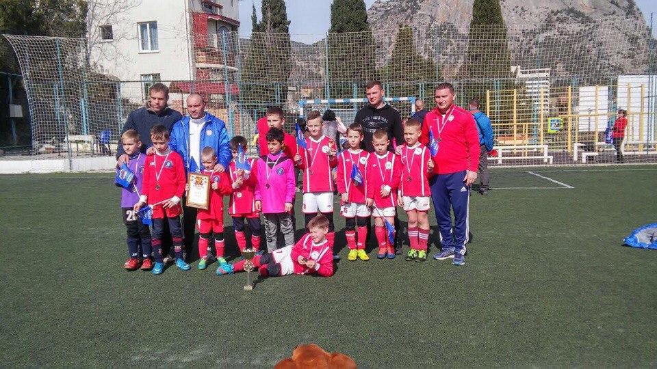Футбольный турнир «Крымская весна»