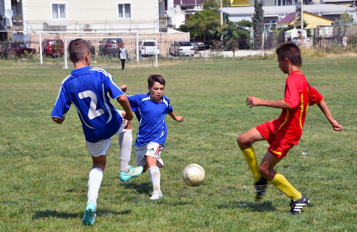 Детский турнир по футболу «Кубок Дружбы»
