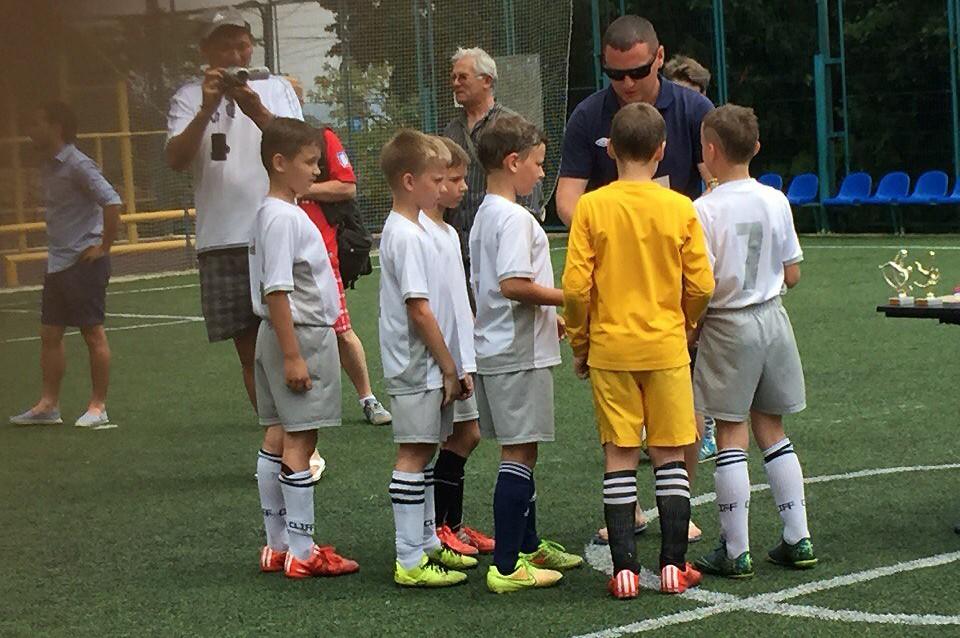 Футбольный турнир, посвящённый Дню защиты детей