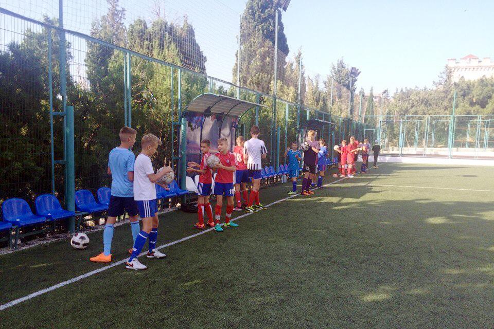 Спортивно-оздоровительные сборы НСК-88