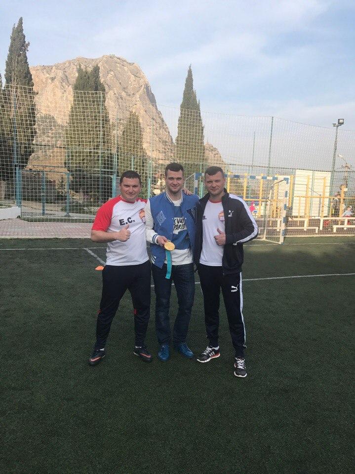 Тренировка от Егора Яковлева!!!