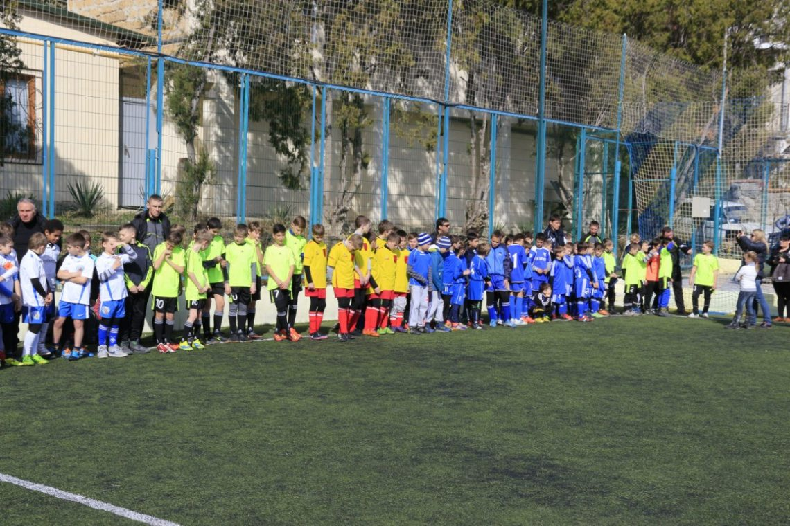Турнир по мини-футболу ко Дню Защитника Отечества