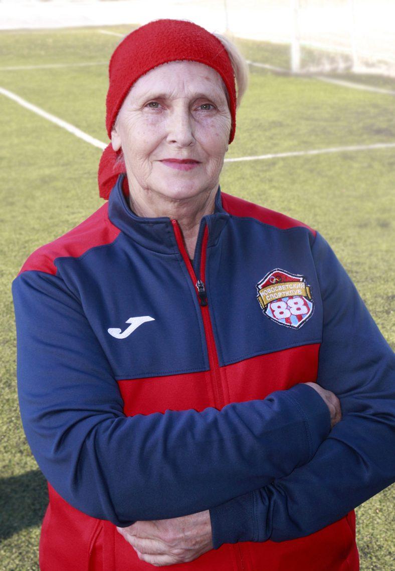 Шаркова Валентина Леонидовна