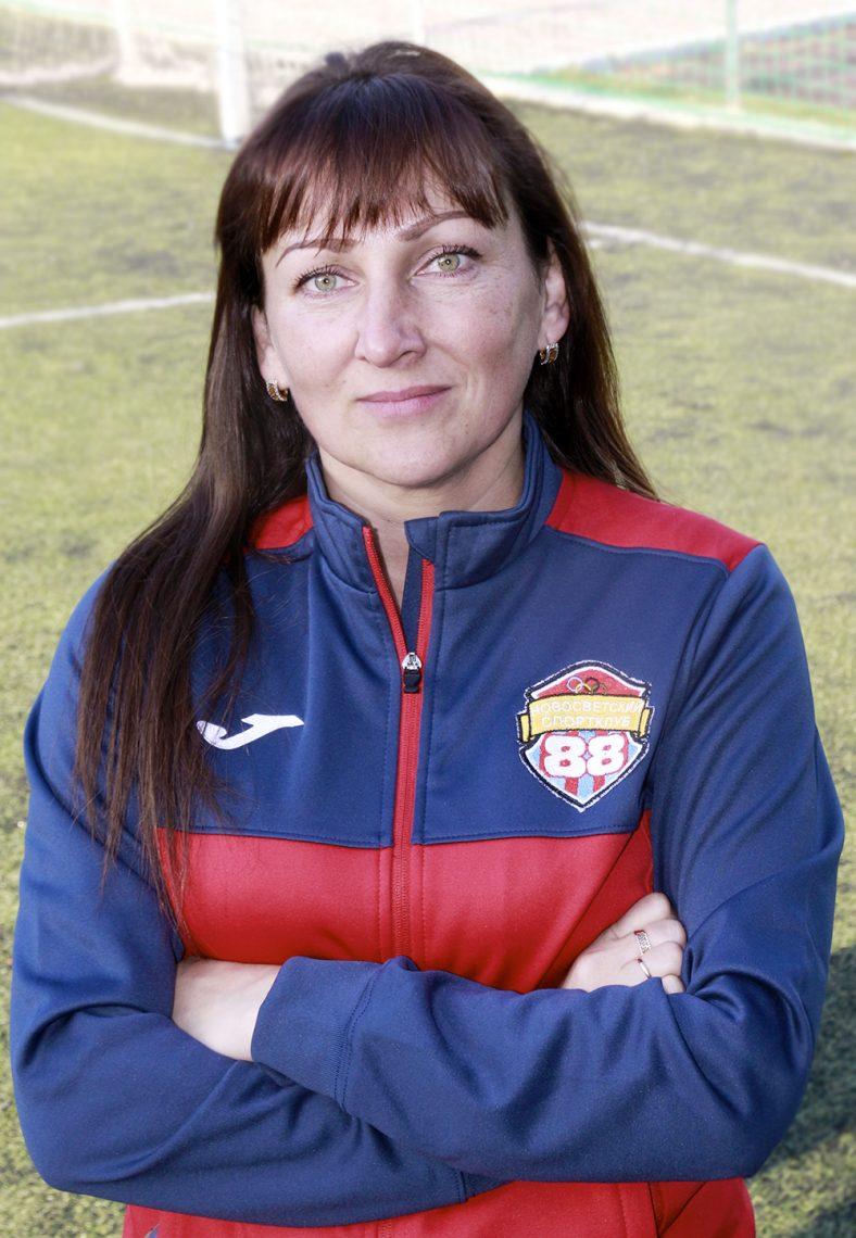 Задорожная Мария Леонидовна